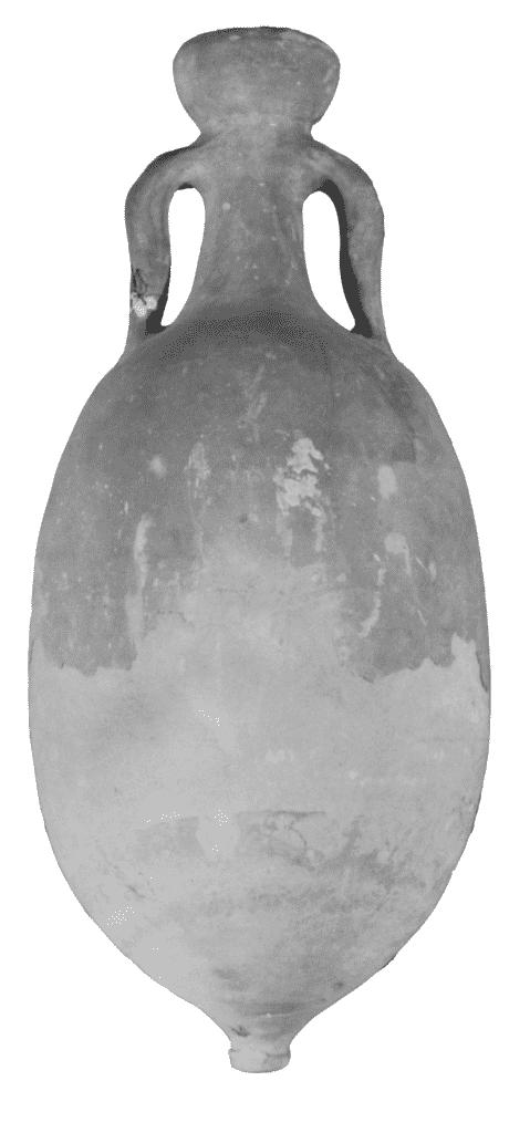 Anfora Dressel 6B con bollo L. IVNI. PAETINI da Padova.