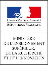 logo ministère enseignement supérieur