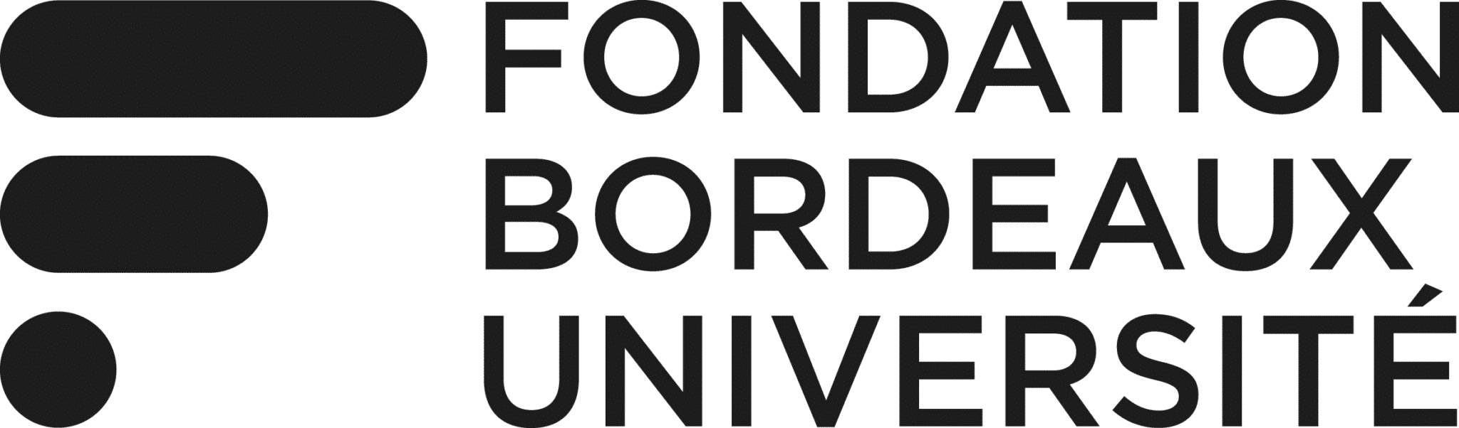 logo fondation bordeaux université
