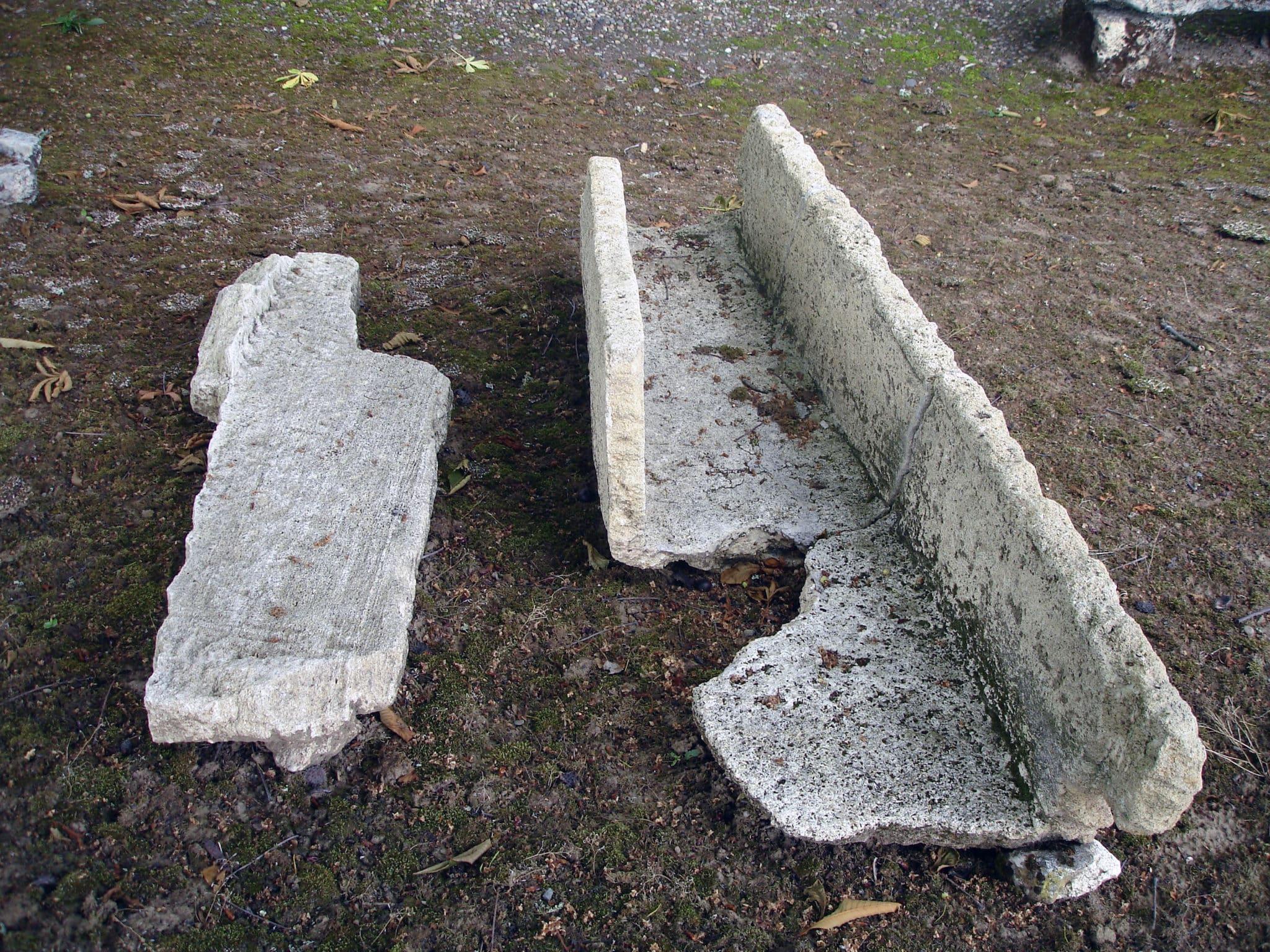 Sarcophage mérovingien