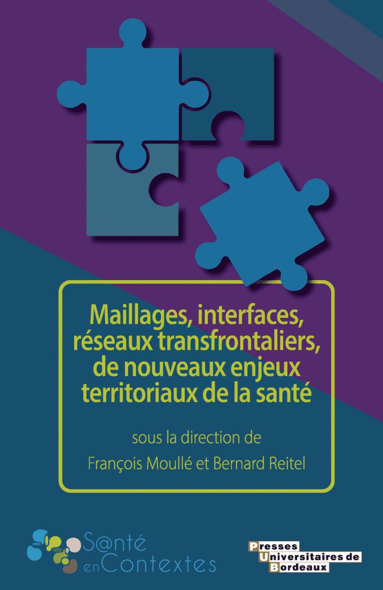 couverture de Maillages, interfaces, réseaux transfrontaliers