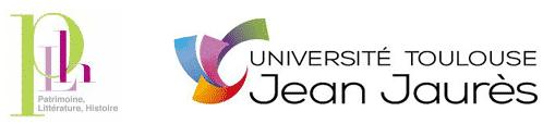 logo du labo PLH et Université de Jean-Jaurès