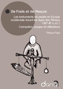 Accès à la publication De poids et de mesure de Thibaud Poigt