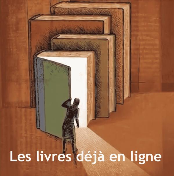 Les livres déjà en ligne sur UN@ éditions en janvier 2021